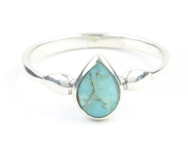 Ancient Turquoise Stone Ring